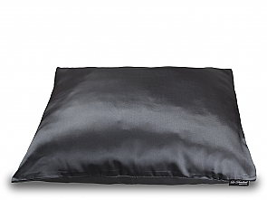 PILLOW SECRETS SATIN NATUREL BLACK