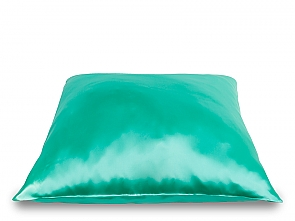 PILLOW SECRET SATIN NATUREL GREEN PASTEL