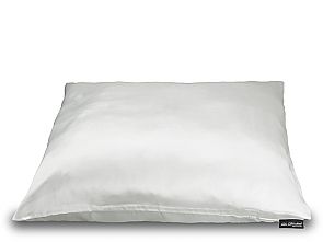 PILLOW SECRETS SATIN NATUREL BLANCO